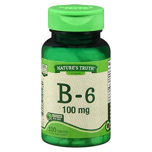 B6 100 Tabs by Natures Truth