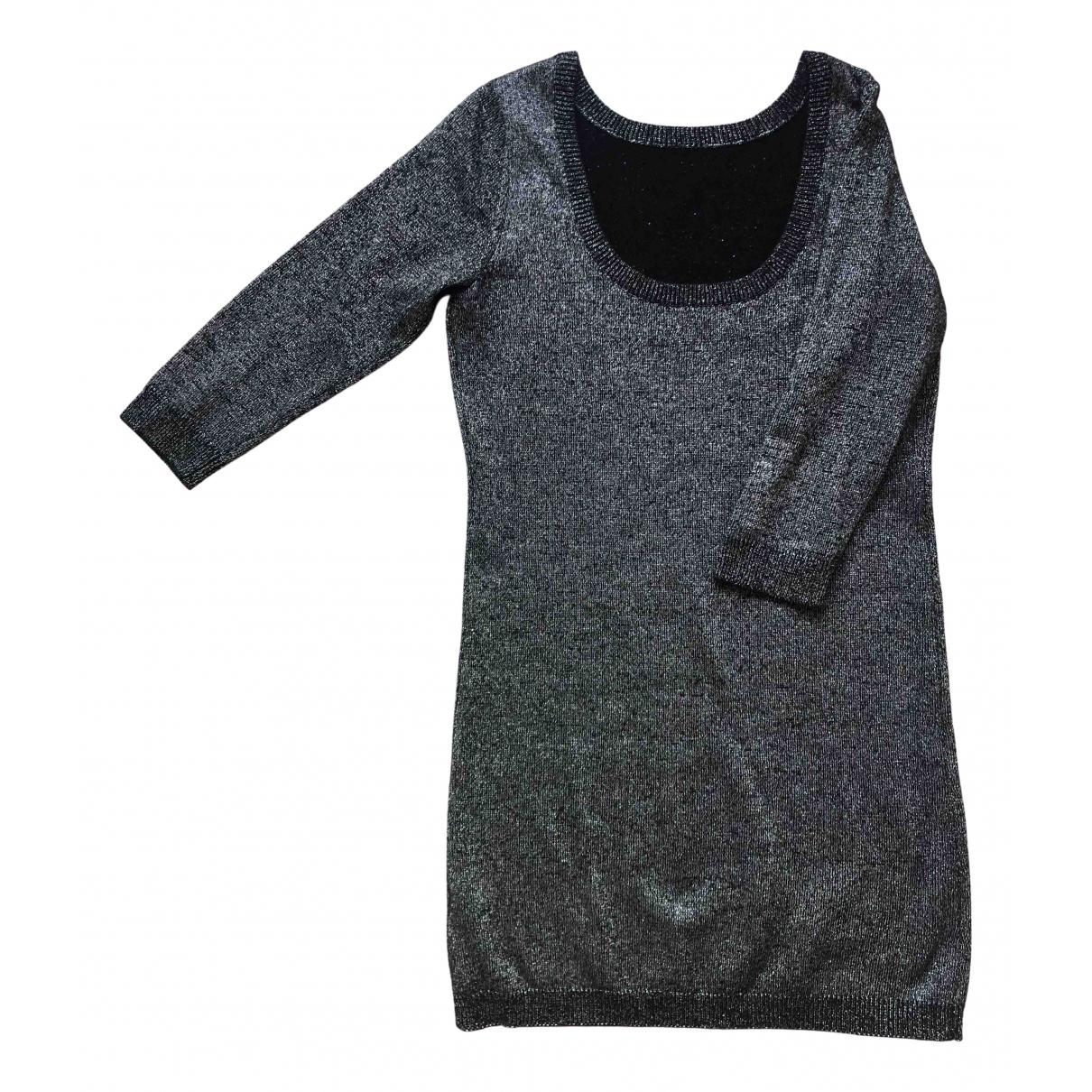 La Petite Francaise \N Kleid in  Metallic Wolle