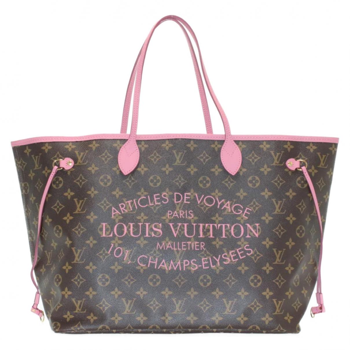 Bolso Neverfull de Lona Louis Vuitton