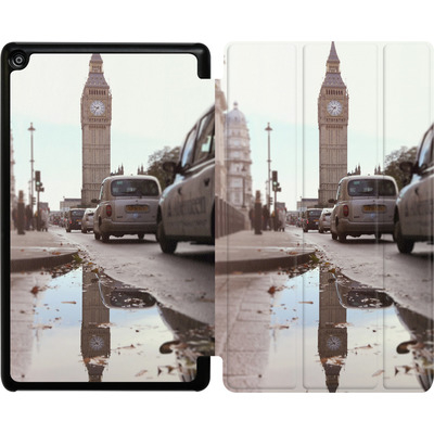 Amazon Fire HD 8 (2017) Tablet Smart Case - Double Ben von Ronya Galka