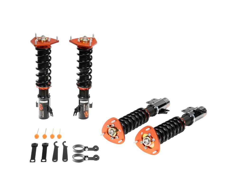 Ksport CDG030-AR Asphalt Rally Spec AR Coilover Kit Dodge Neon SRT-4 2000-2005