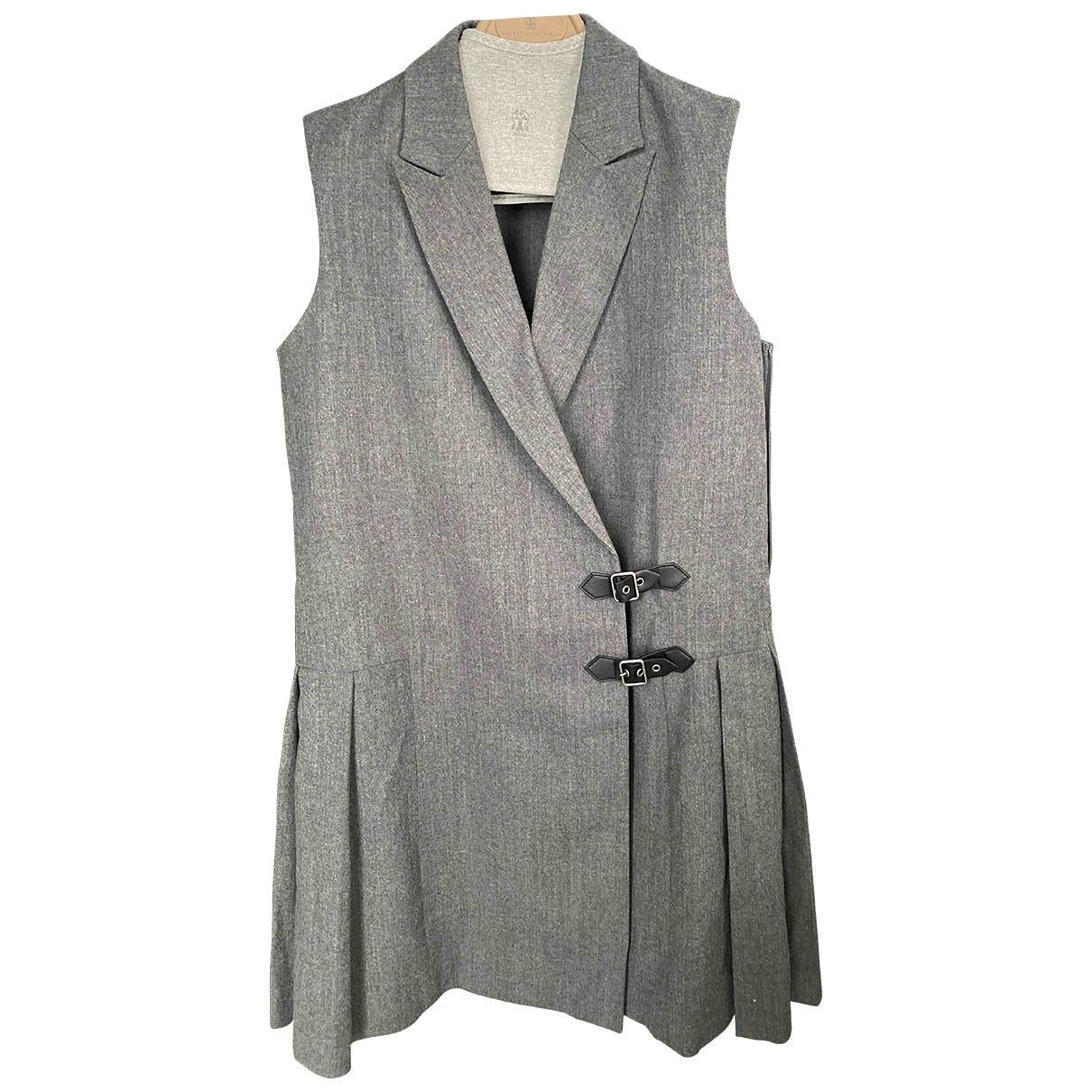 Marc By Marc Jacobs - Robe   pour femme - gris