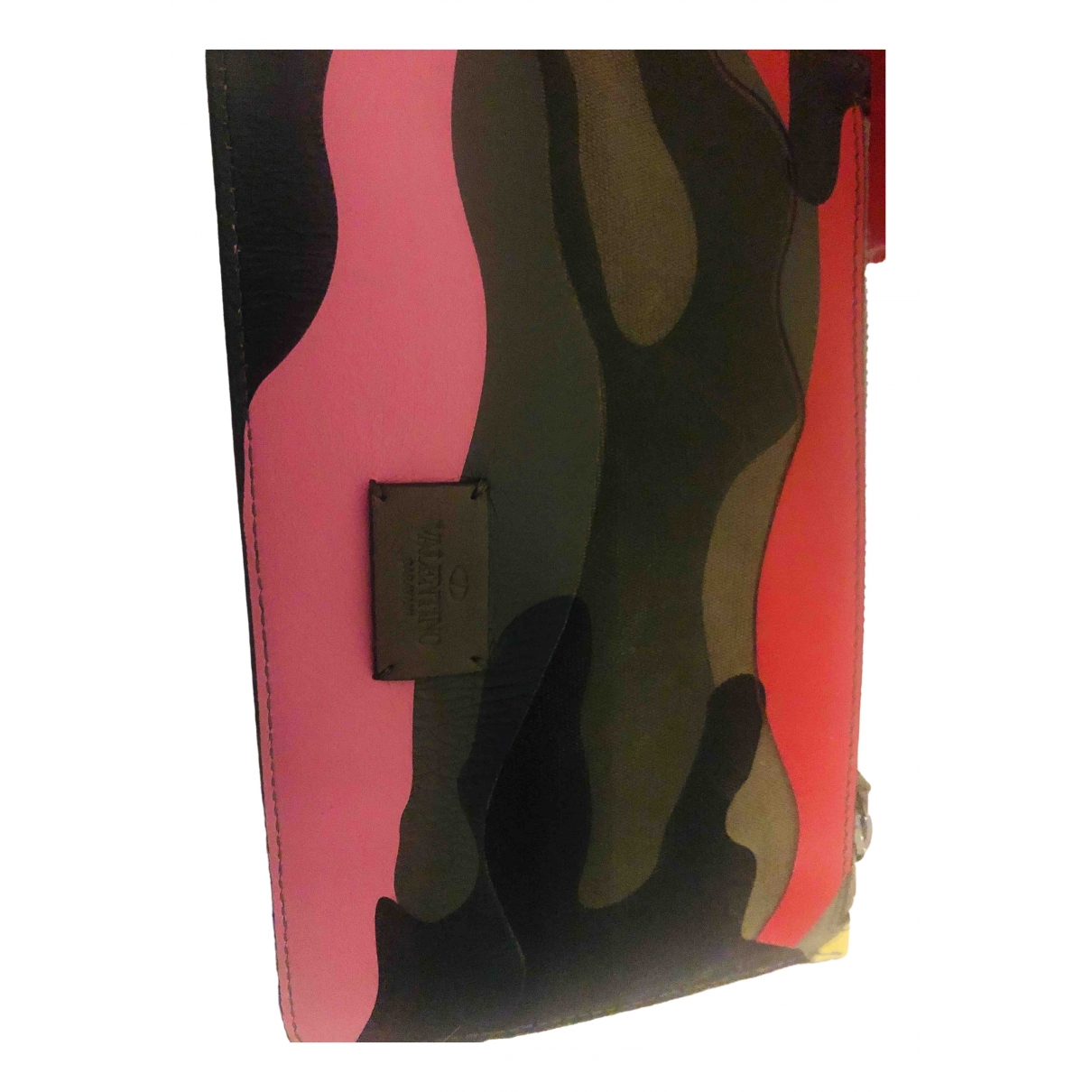 Valentino Garavani \N Multicolour Leather Clutch bag for Women \N