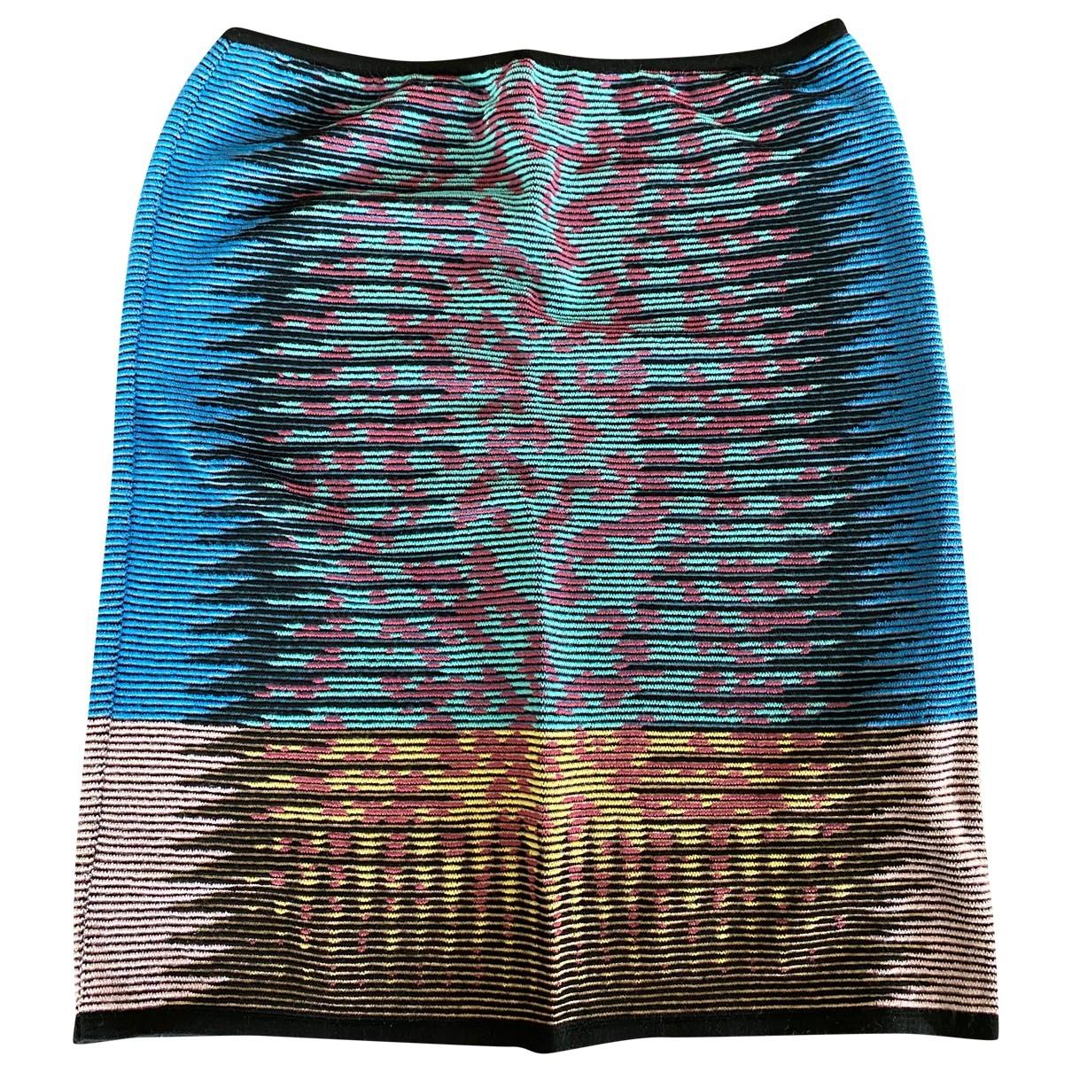 M Missoni \N Multicolour skirt for Women 40 IT