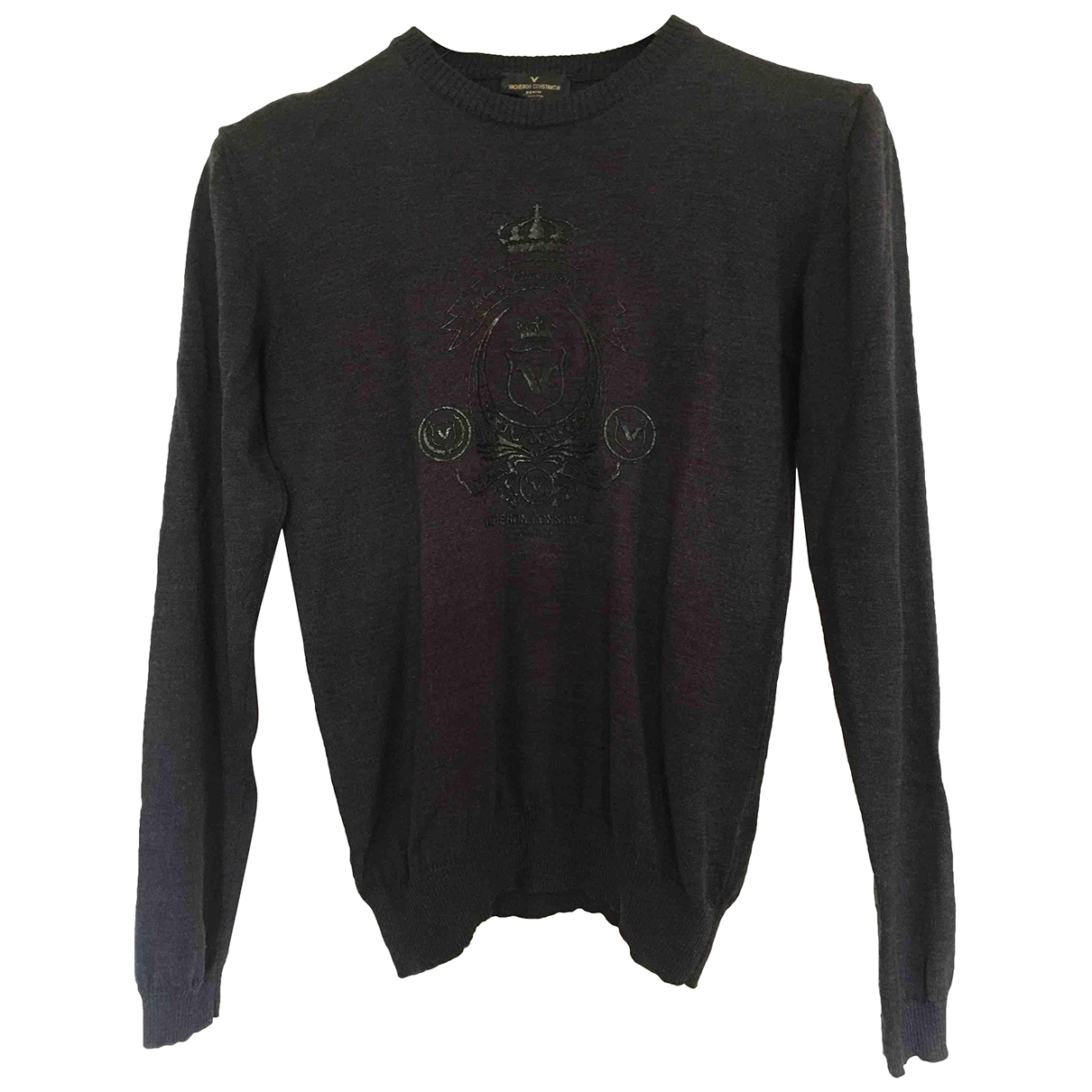 Vacheron Constantin \N Pullover.Westen.Sweatshirts  in  Schwarz Wolle