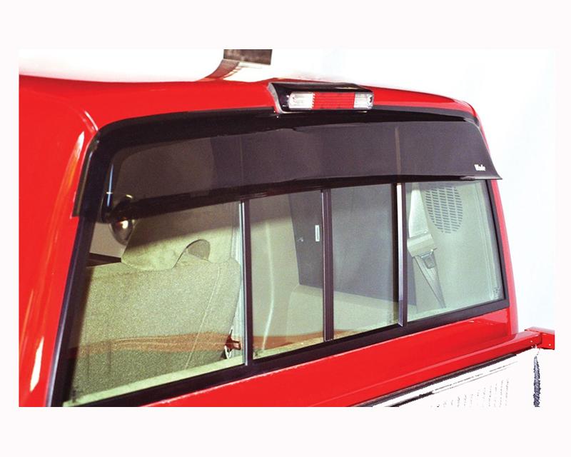 Westin Automotive 72-38103 Wind Deflectors - Cab Guards Clear Chevrolet C|K 3500 88-93