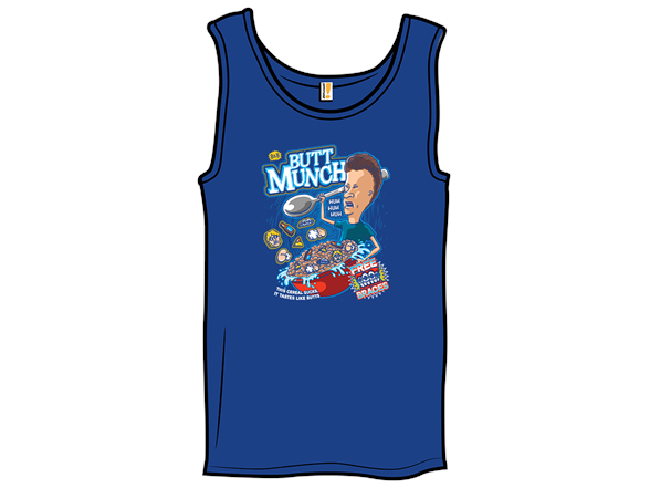 Butt Munch Tank Top