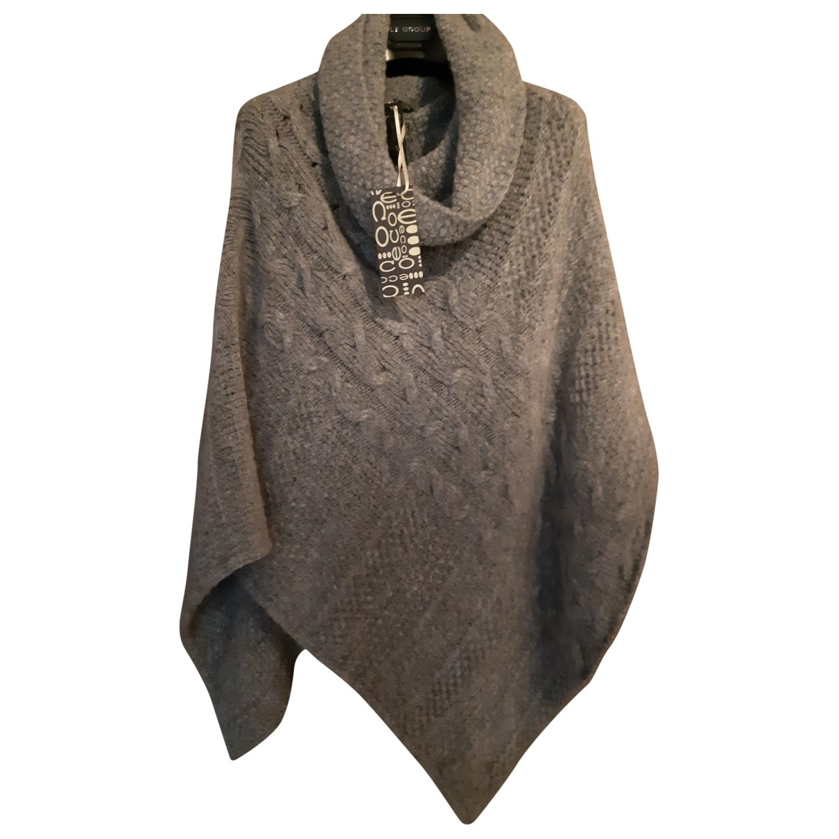 Non Signé / Unsigned \N Grey Knitwear for Women 40 IT