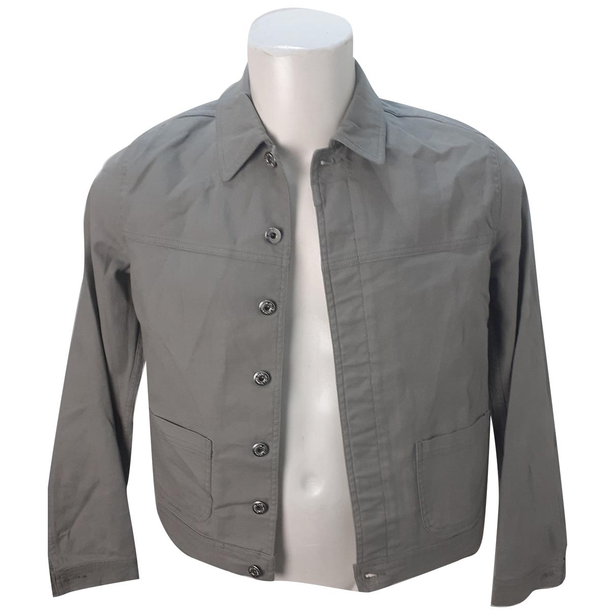 D&g - Vestes.Blousons   pour homme en coton - gris