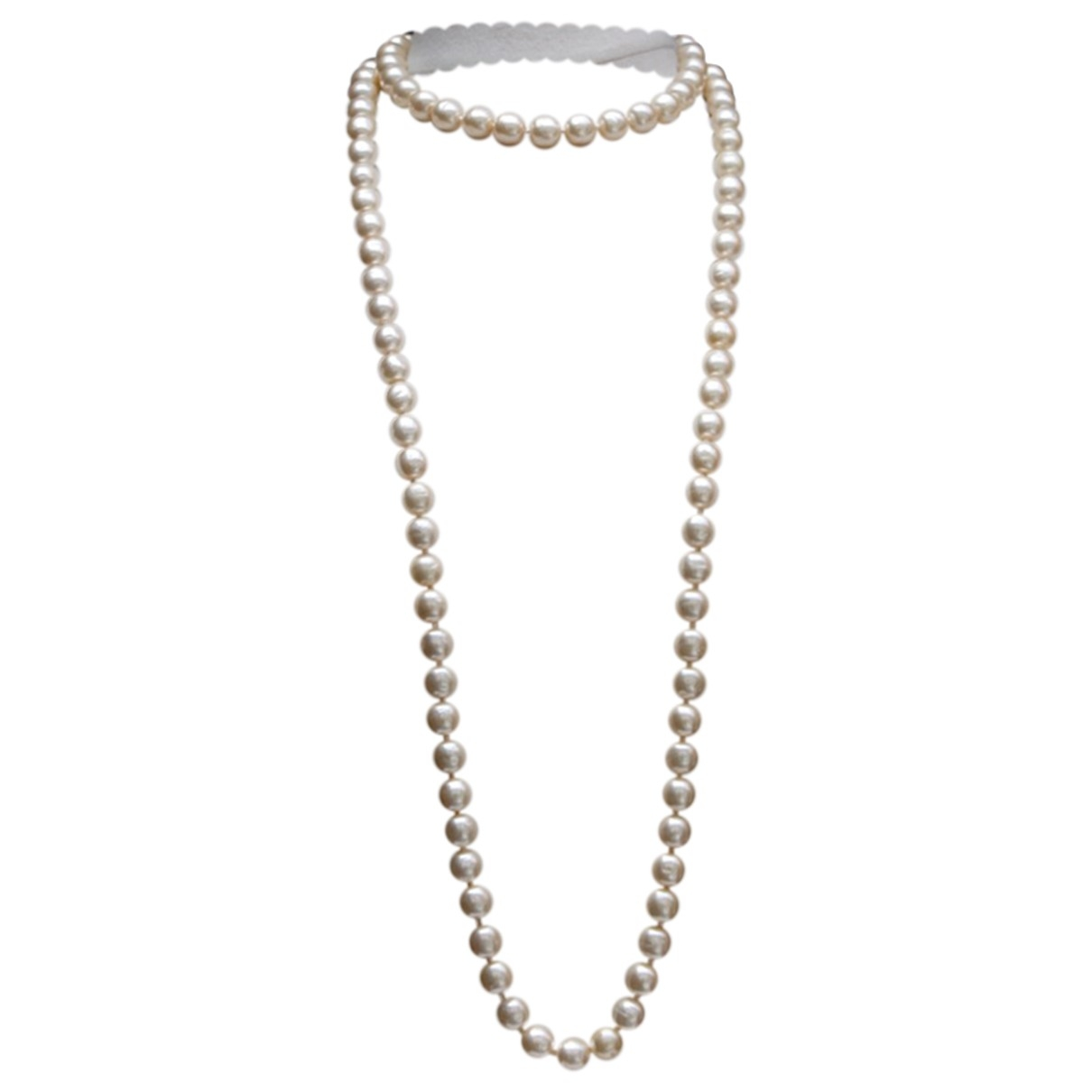 Chanel Baroque Pearls Long necklace for Women \N