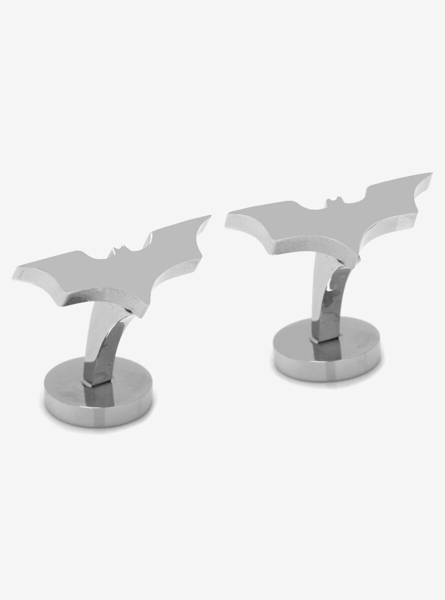 Dark Knight Stainless Steel Cufflinks