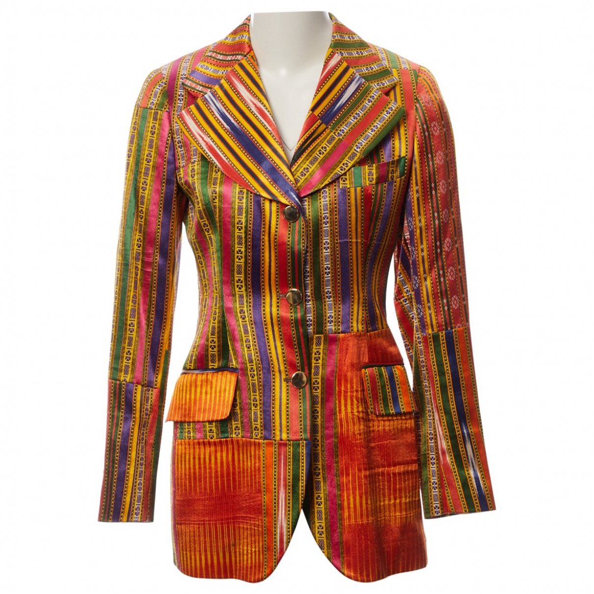 Dolce & Gabbana \N Multicolour jacket for Women 42 IT