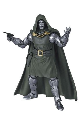 Fantastic Four Marvel Legends Doctor Doom 6-Inch Action Figure