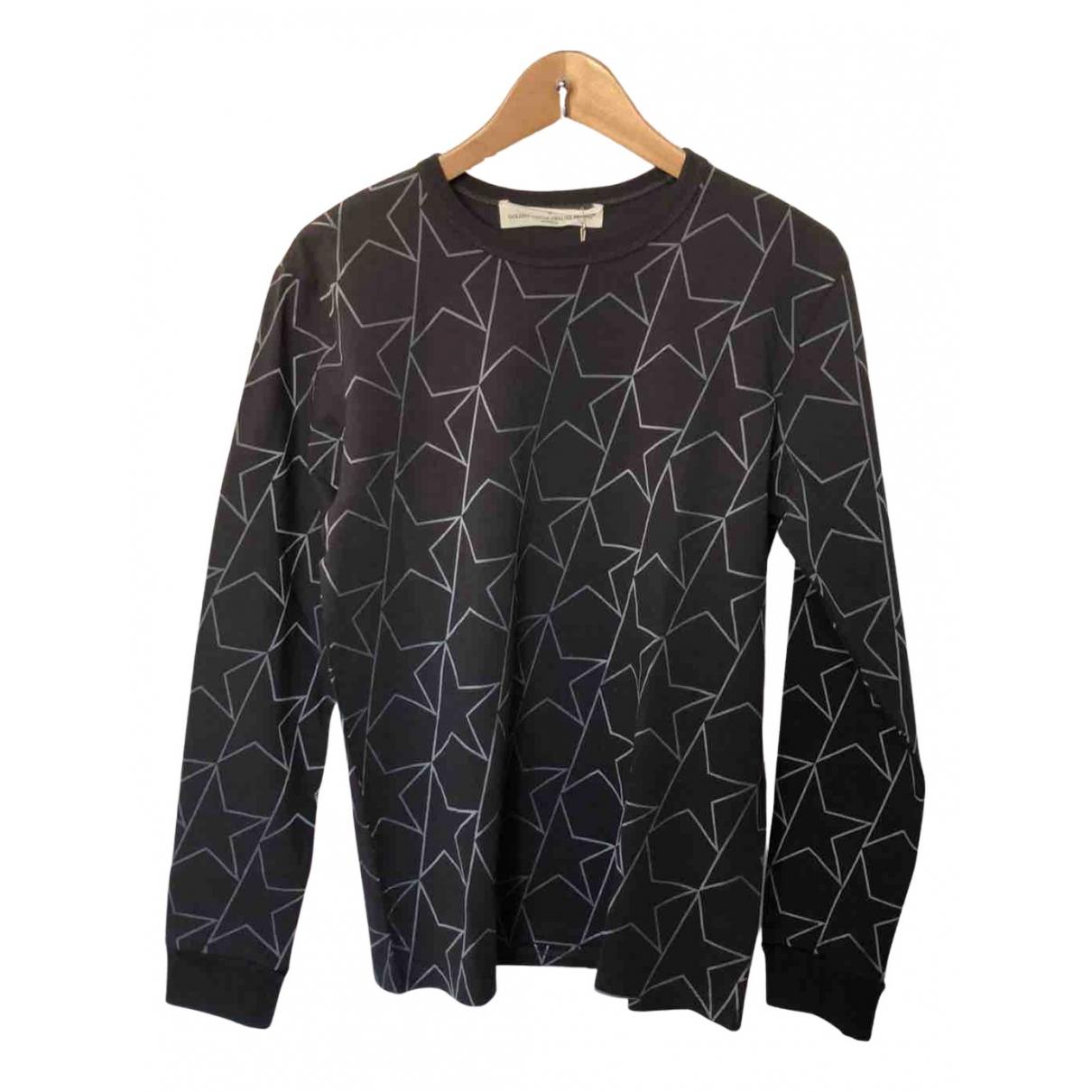 Golden Goose \N Pullover.Westen.Sweatshirts  in  Blau Baumwolle