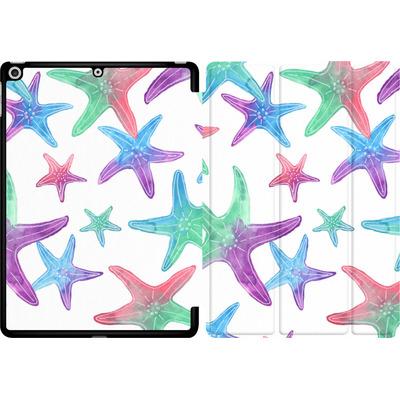 Apple iPad 9.7 (2018) Tablet Smart Case - Starfish Print von Becky Starsmore