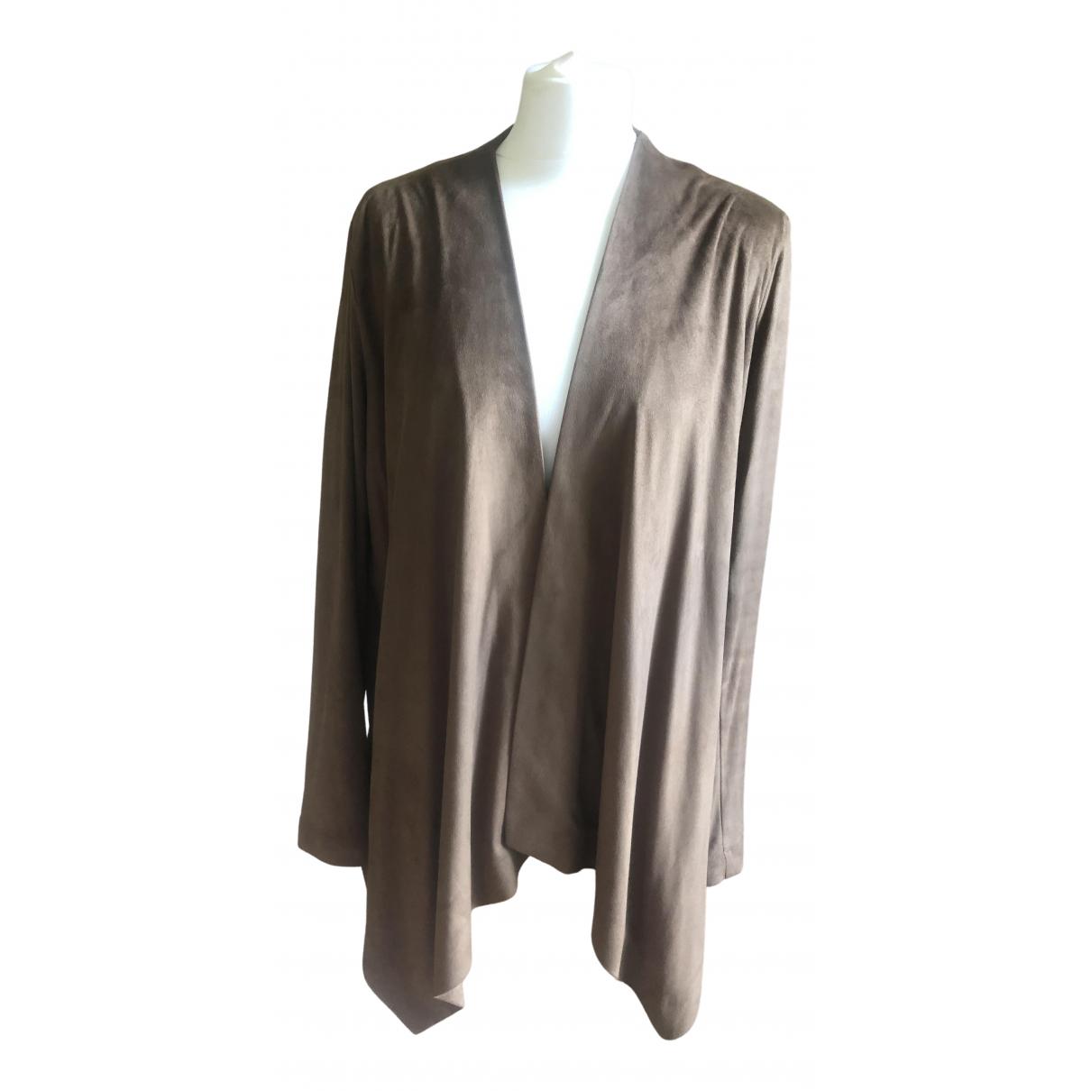 The Kooples Spring Summer 2019 Brown jacket for Women 10 UK