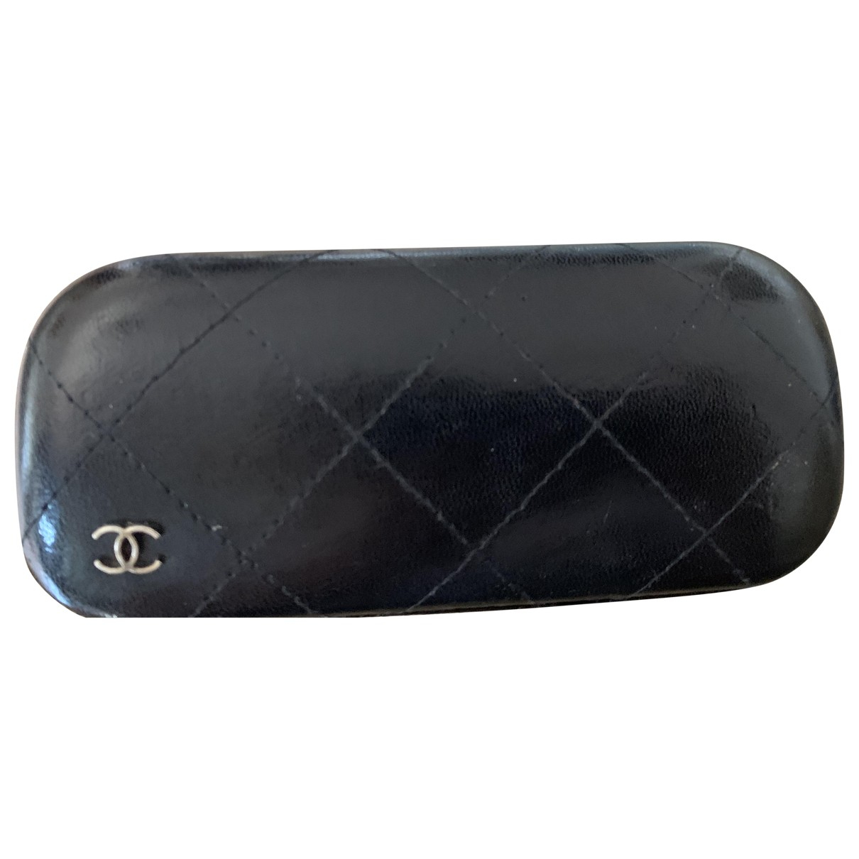 Chanel \N Black Leather Home decor for Life & Living \N