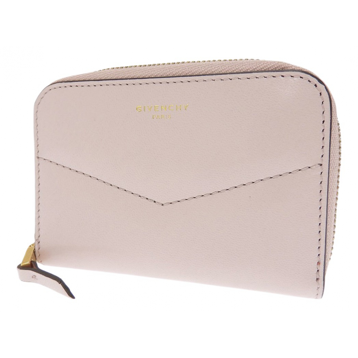 Givenchy \N Pink Leather wallet for Women \N
