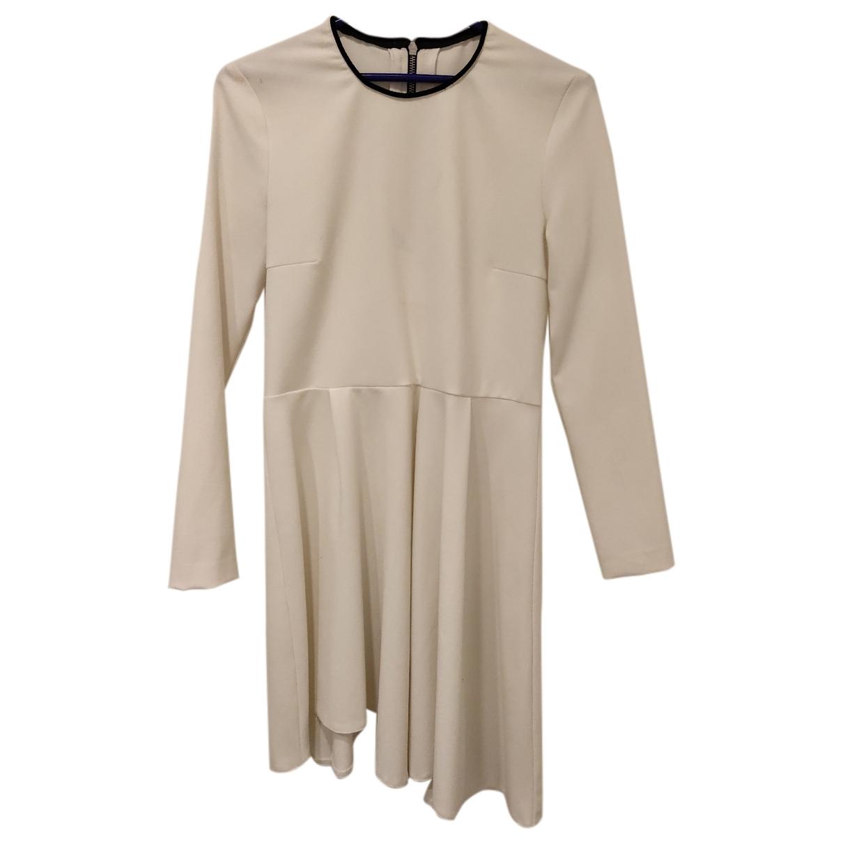 Maje \N White dress for Women S International