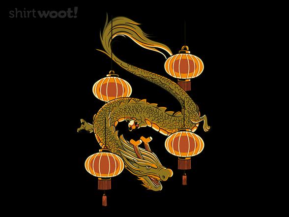 Dragon Fly T Shirt