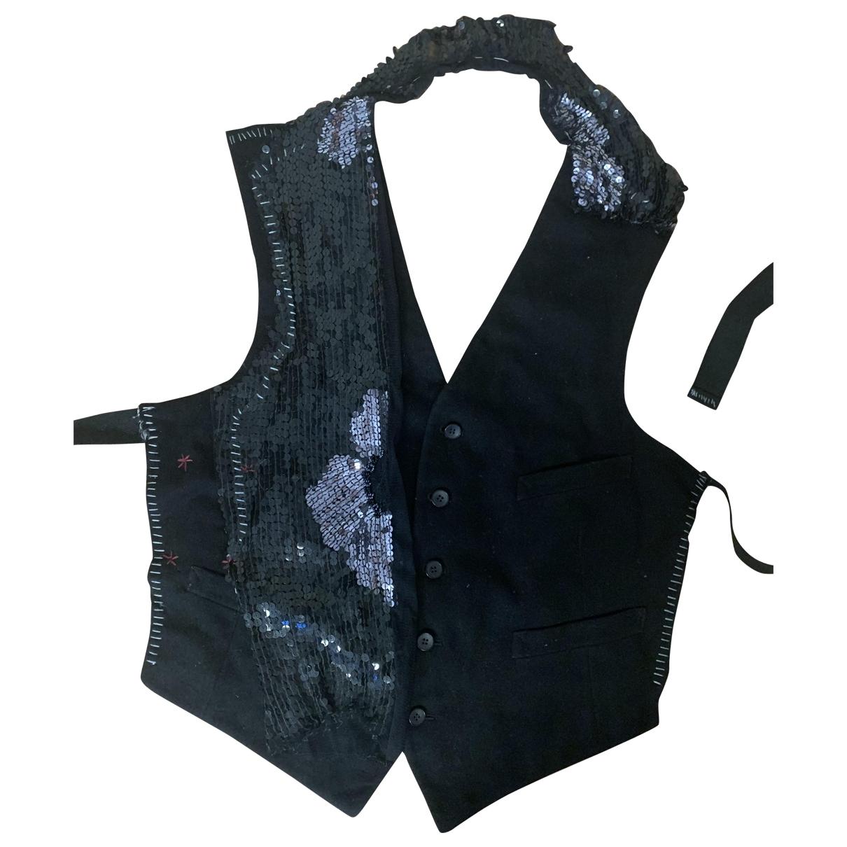 Antonio Marras \N Black Wool jacket for Women M International