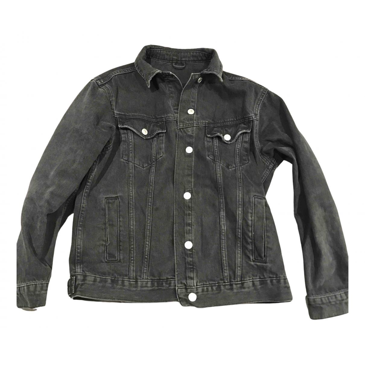 tophop N Black Denim - Jeans jacket for Women 6 UK