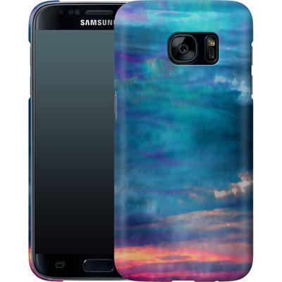 Samsung Galaxy S7 Smartphone Huelle - Ocean Sky von Amy Sia