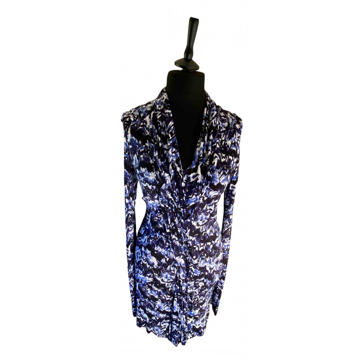 Balenciaga \N Blue dress for Women 42 FR