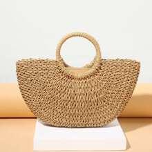 Gewebte Design Einkaufstasche