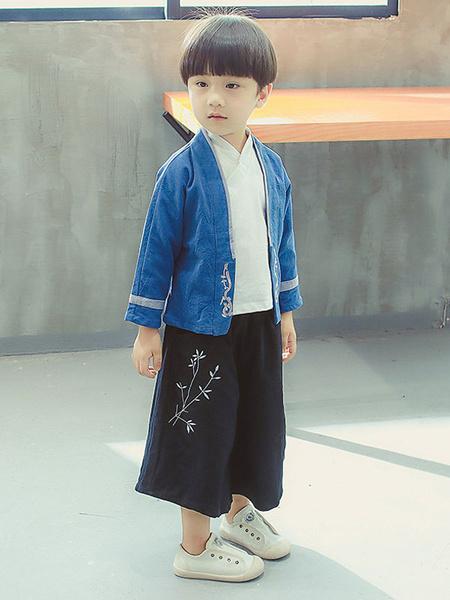 Milanoo Los muchachos equipan los pantalones chinos de las camisas de la boda y la chaqueta 3 pedazos fijados para los niños