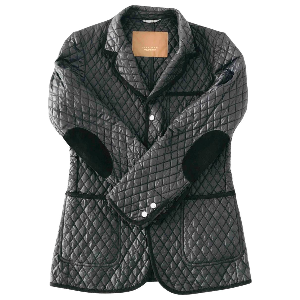 Zara \N Black jacket  for Men M International