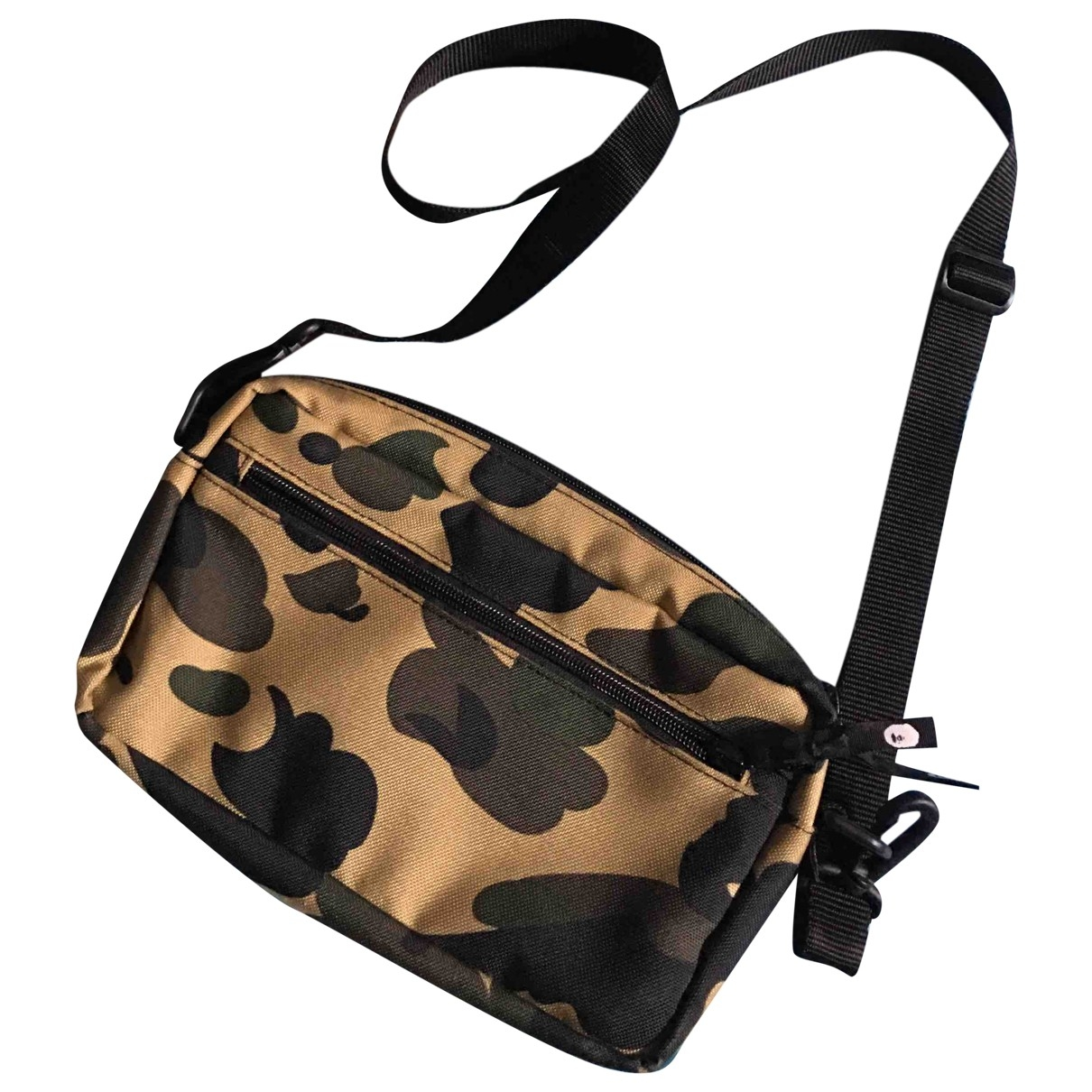 A Bathing Ape \N Cloth bag for Men \N
