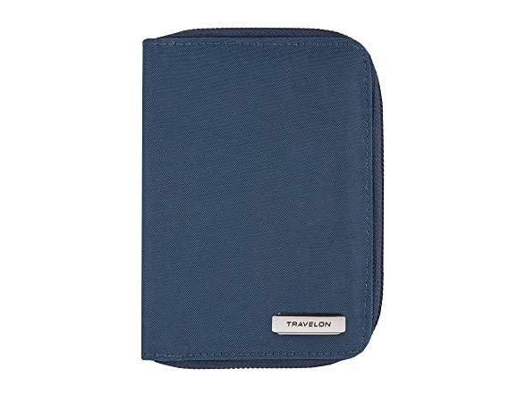 Travelon: Passport Zip Wallet