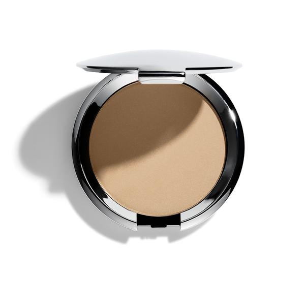 Compact Makeup Powder Foundation - Cashew