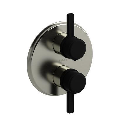 Momenti MMRD83JBNBK 4-Way Thermostatic/Pressure Balance 0.75
