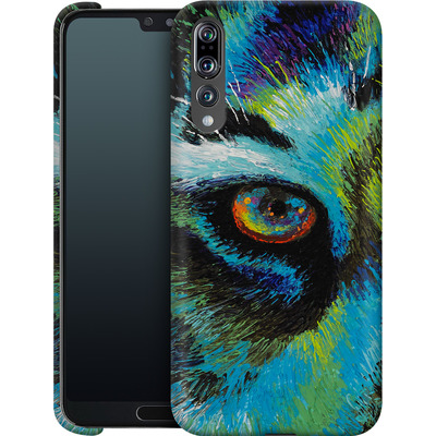 Huawei P20 Pro Smartphone Huelle - Will Cormier - Tiger Eyes von TATE and CO