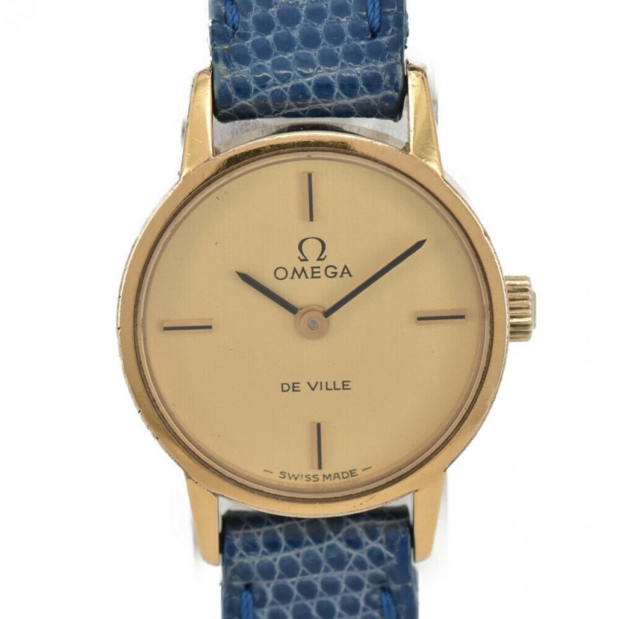 Omega De Ville  Gold watch for Women \N