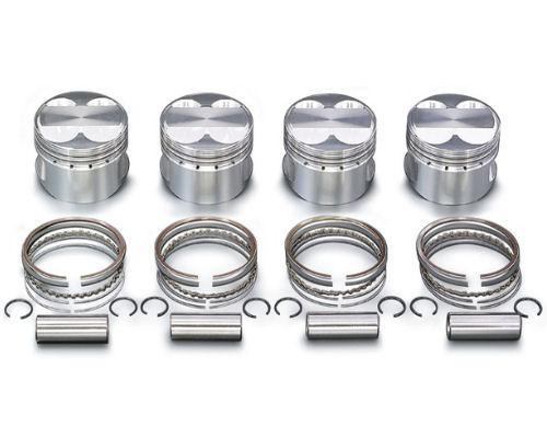 Toda 13010-BP0-000 High Compression Forged Piston Kit (NA8C | NB8C - 85mm | 1928cc) Mazda Miata (B6 | BP)