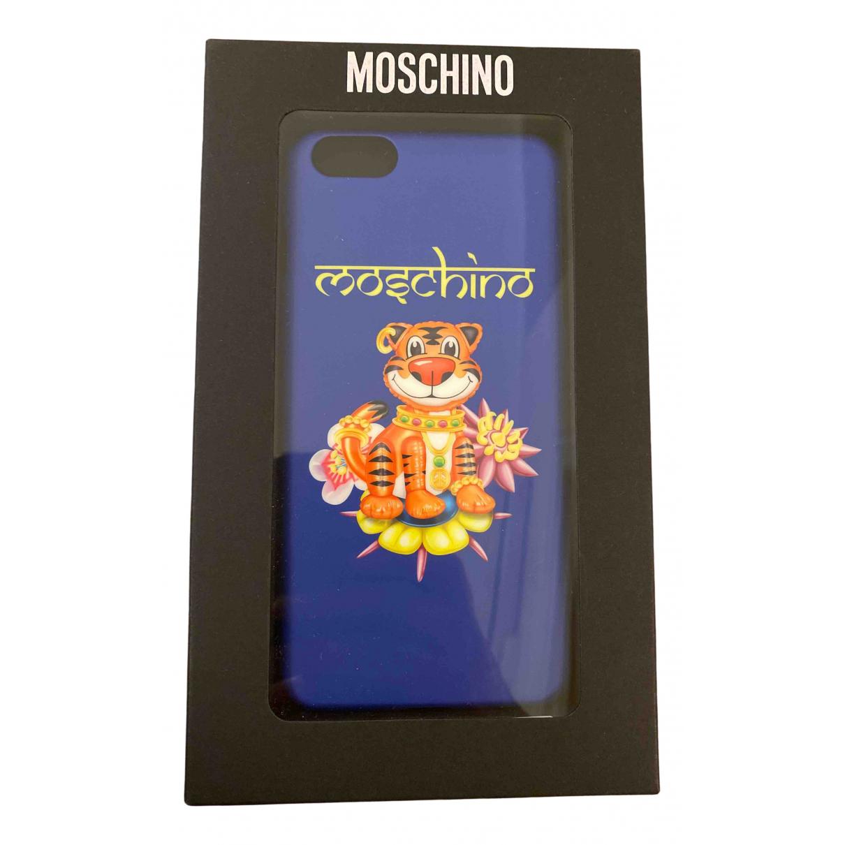 Moschino - Accessoires   pour lifestyle - bleu