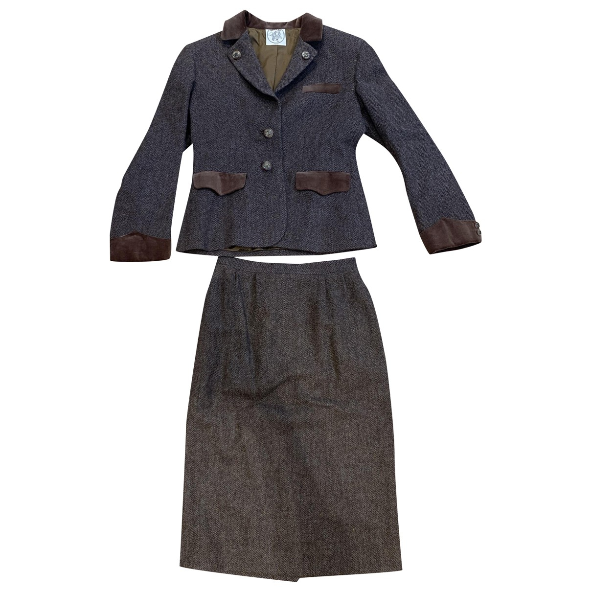 Hermès N Wool dress for Women L International