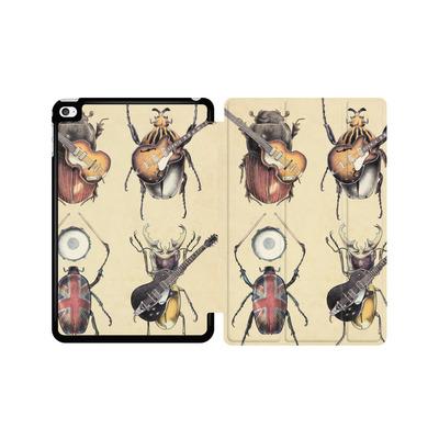 Apple iPad mini 4 Tablet Smart Case - Meet The Beetles von Eric Fan