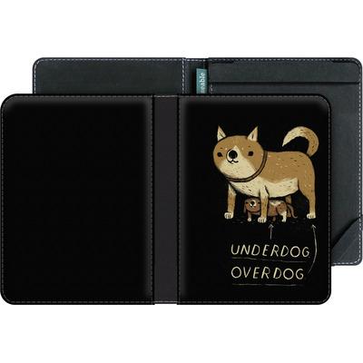 tolino vision 4 HD eBook Reader Huelle - Underdog Overdog von Louis Ros