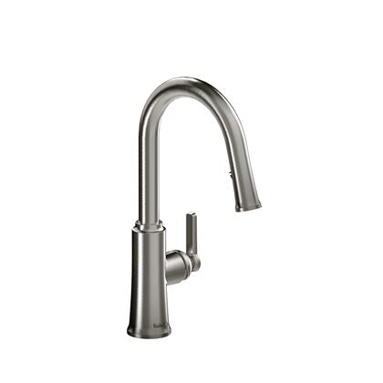 Kitchen TTRD101SS-10 Trattoria Kitchen Faucet with Spray 1.0 GPM  in Stainless
