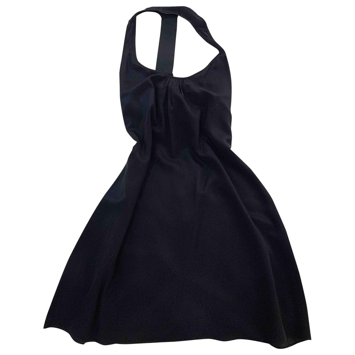 Mini vestido Scoop