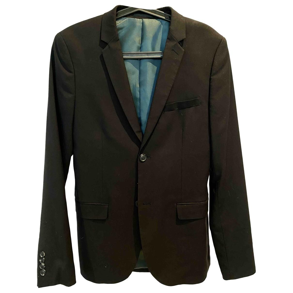 Topman - Costumes   pour homme - noir