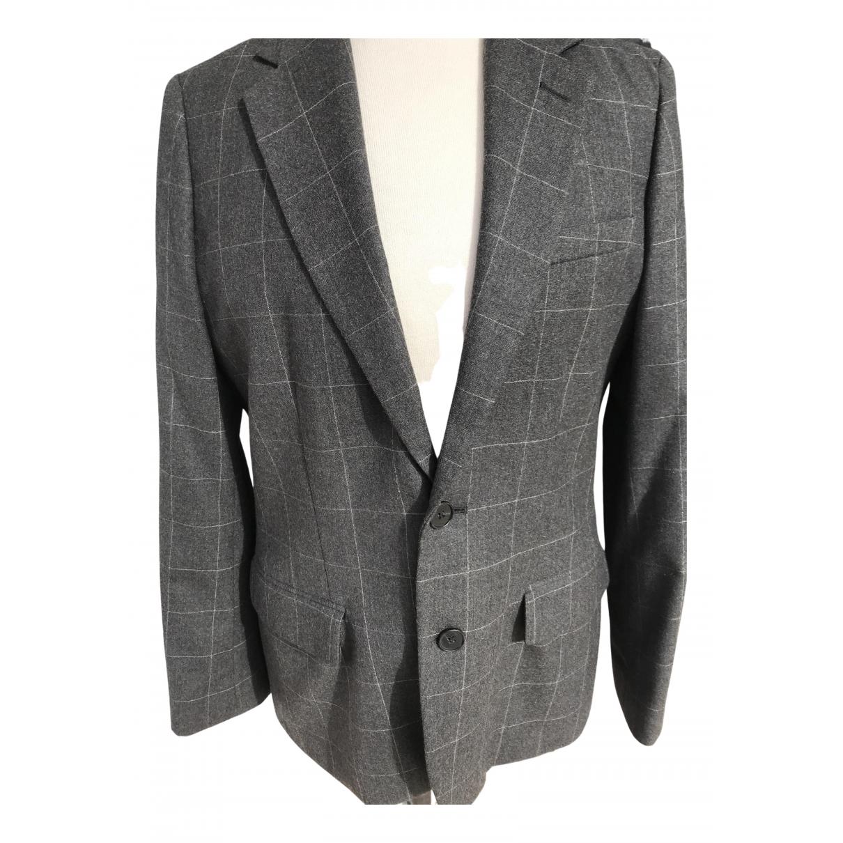 Polo Ralph Lauren N Grey Wool jacket for Women 42 FR