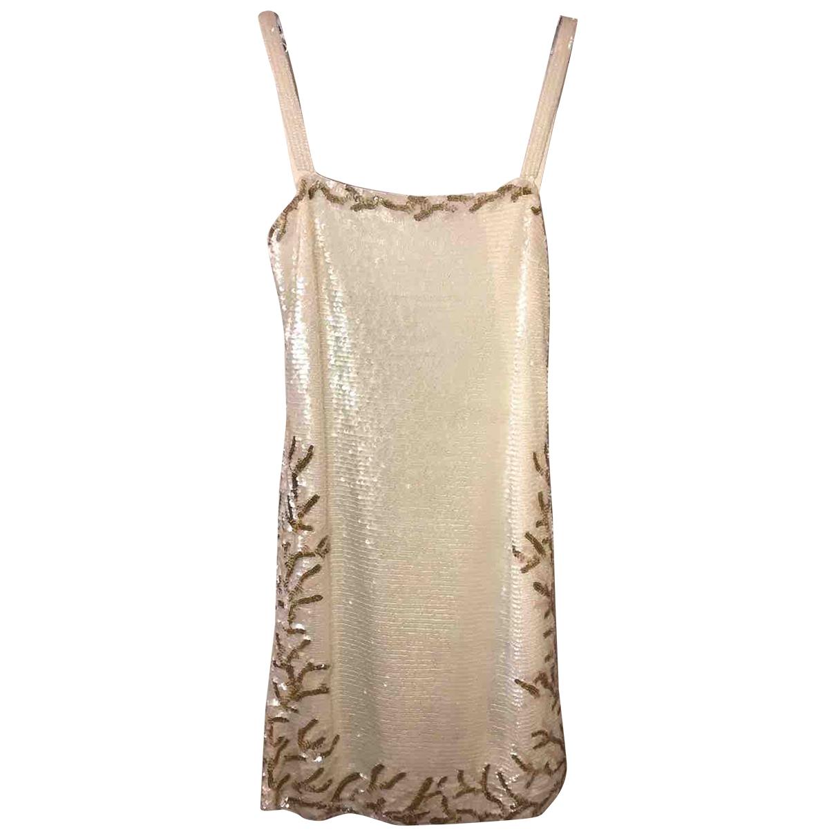 Valentino Garavani \N Glitter dress for Women 40 IT