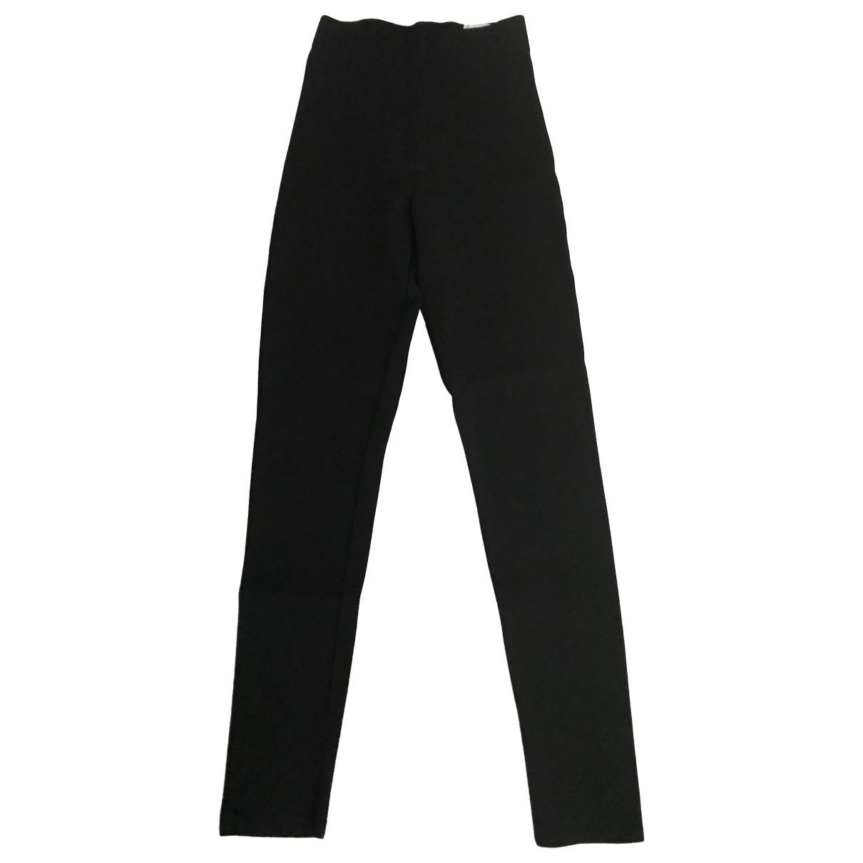 Moncler \N Black Trousers for Women S International