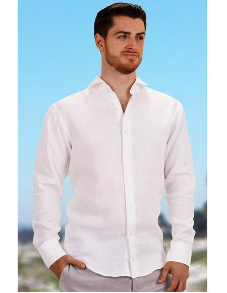 Mens Beach Wedding Attire Suit Menswear White 199