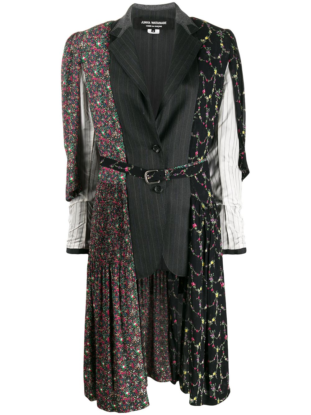 Jacket And Dress Attached